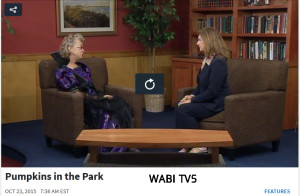 WABI TV Judy Speaks live