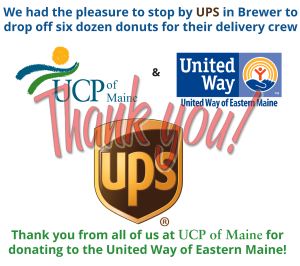 ups united way thank you 2