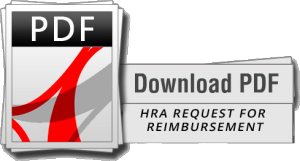 download HRA REQUEST FOR REIMBURSEMENT